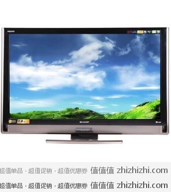 夏普 SHARP LCD 52LX620A 52英寸 全高清LED液晶电视 京东商城团购价格8888元 包邮