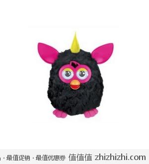 iphone互动电子宠物 furby punky pink菲比精灵 美国amazon 45.9美元