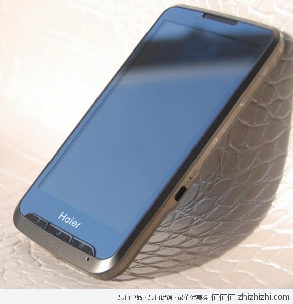 海尔 haier hw-n88w 3g手机 钛金 易迅网价格399,京东699!