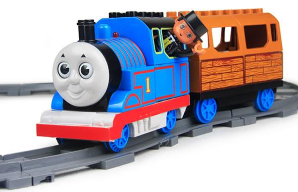 托马斯电动小火车轨道套装 天猫拍下价格28包邮 天猫价格