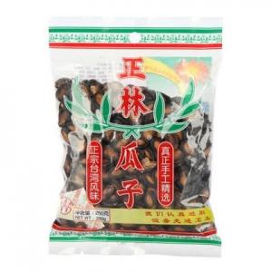 正林2a小可爱黑瓜子250g 苏宁价格12.5包邮(每满49-15