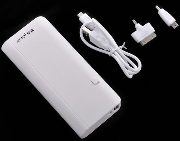 夏新x501 10000毫安移动电源/充电宝 易迅网价格59