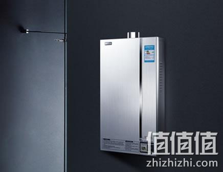 比起其它超薄燃气热水器更薄