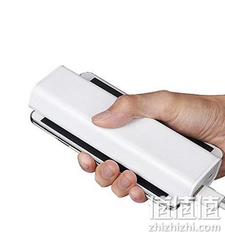 羽博yb-6004 10400毫安移动电源/充电宝 亚马逊中国价格59.9包邮