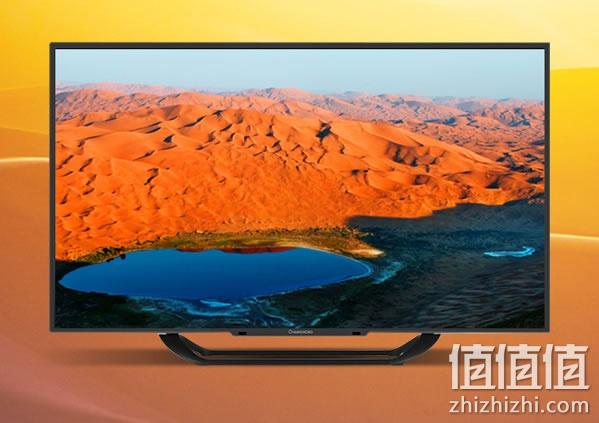 长虹3d55c2080i 55英寸3d智能电视 易迅网价格3649包邮(3749-100),新