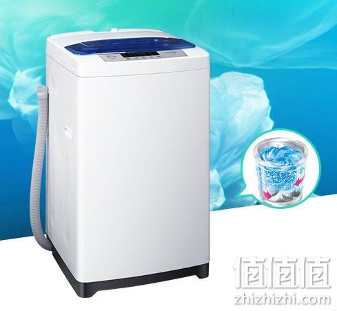 海尔统帅 tqb60-@1 6公斤全自动波轮洗衣机