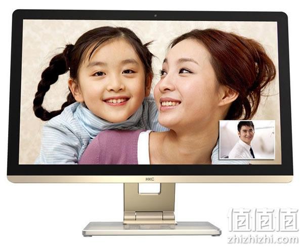 惠科t7000+ 27英寸h-ips屏led背光宽屏液晶显示器 易迅网价格