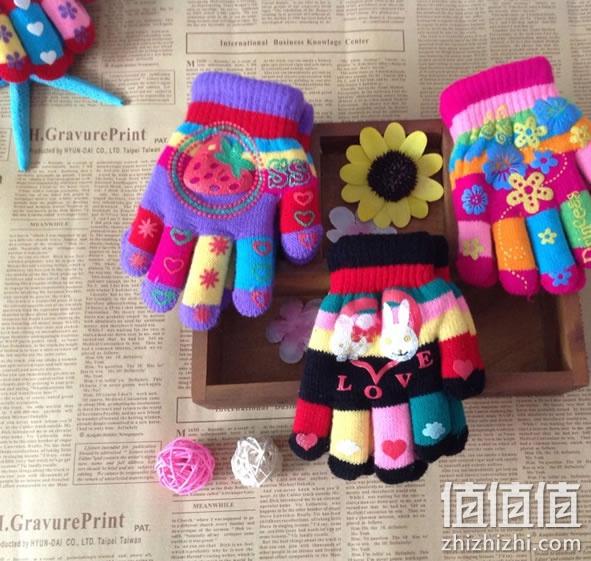 【包邮】儿童针织手套