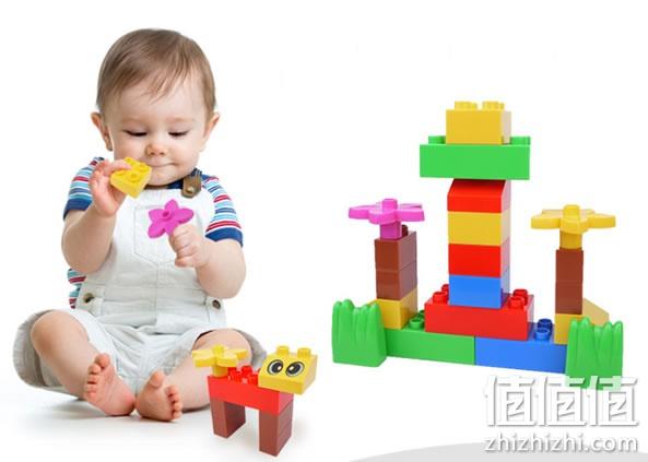 儿童乐高大颗粒拼装积木