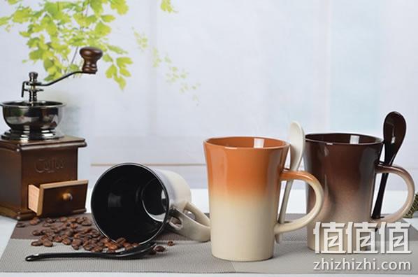 咖啡手柄手绘素材