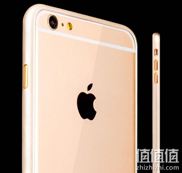 苹果6金属边框手机壳6