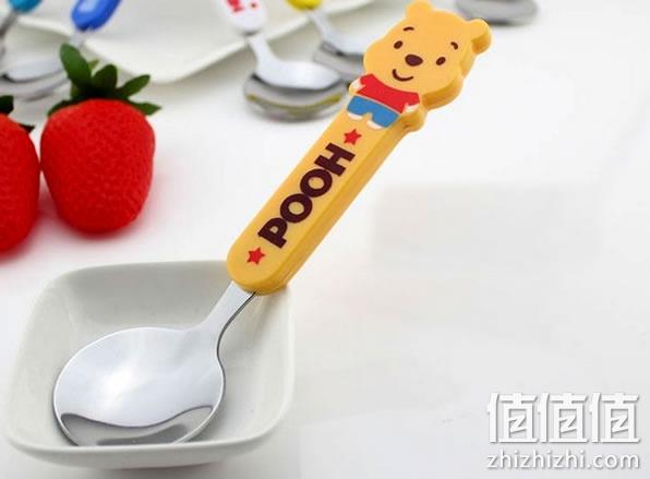 宝宝小熊维尼勺子 淘宝特价6.9原价: 19.
