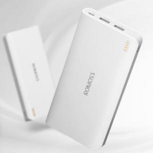罗马仕 sense6加量版 20000毫安移动电源/充电宝