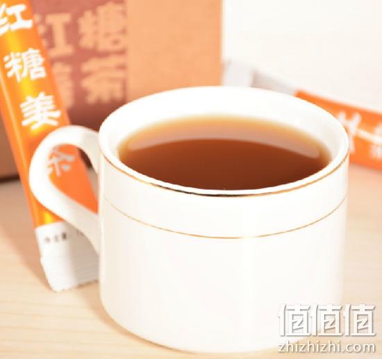 这款红糖姜茶,采用独立小包装设计,随身携带方便,可以随时冲泡.