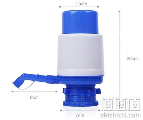 纯净水桶手动压水器怎么样?哪里买便宜?天猫价格9