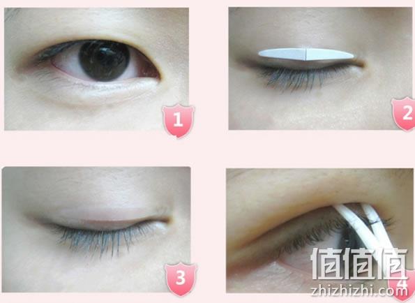 能将上下皮肤粘合形成自然双眼皮
