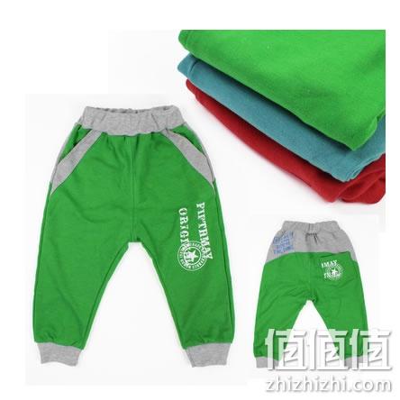 【包邮】阿里郎 2015新款韩版春秋童装童裤 淘宝价格