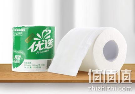 卫生卷纸 卫生纸 卷筒卫生纸 卷纸 心相印 优选升级系列相关攻略-心相图片