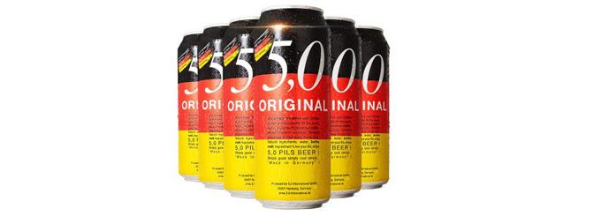 0 皮尔森啤酒 500ml*6