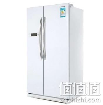 三星 RS542NCAEWW/SC 540L对开门冰箱