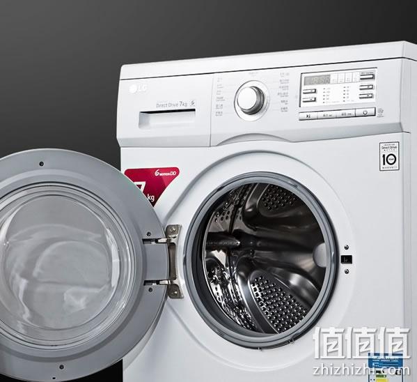 LG WD-HH2431D 7公斤变频滚筒洗衣机