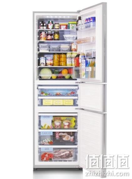 松下 NR-C32WP2-S 316L三门冰箱