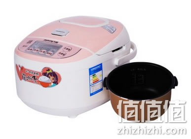 值得买 家用电器 厨房电器 电饭煲电饭锅 九阳jyf-40fs60b 智能