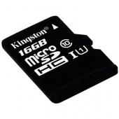 超大容量!金士顿(CLASS10) MicroSD 16G存储卡27.5元