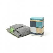 激发儿童想象力!Tegu 口袋磁性积木套装 美国亚马逊售价$24,海淘凑单到手约210元