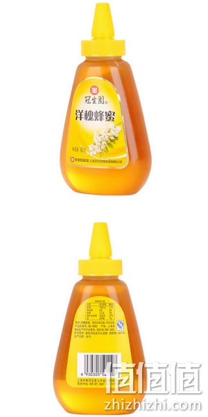 冠生园洋槐蜂蜜