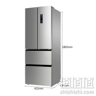 美菱BCD-316WPCX多门冰箱