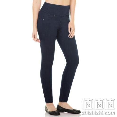 SPANX瘦身牛仔打底裤