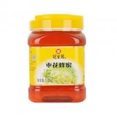 冠生园 枣花蜂蜜,营养丰富! 1350g