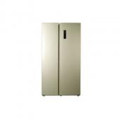 美菱(MeiLing)BCD-565WPCJ 565升 风冷变频无霜 对开门冰箱,风冷无霜! 金色