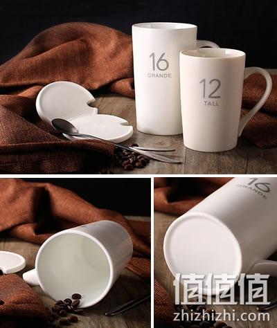 带勺子的杯子设计图