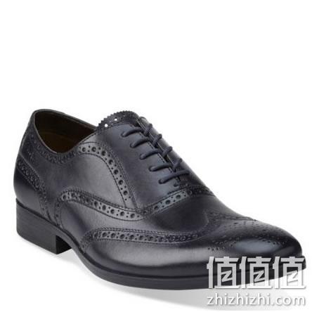 其乐Banfield Limit男士休闲皮鞋