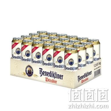 百帝王小麦啤酒