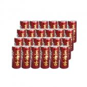 王老吉(wanglaoji)凉茶 310ml*24罐 整箱,无糖型你的不二选择