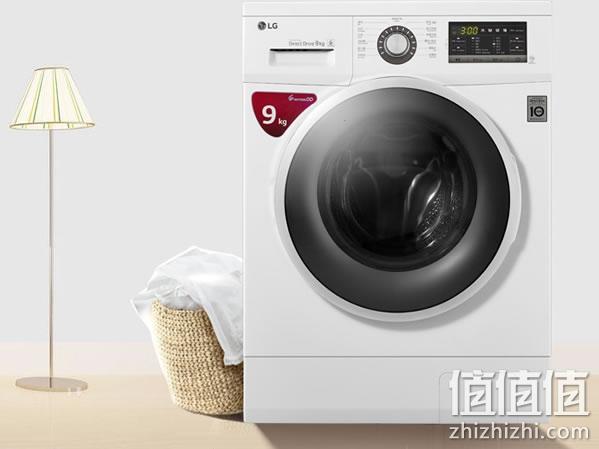 LG WD-VH455D1滚筒洗衣机