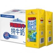 荷兰乳牛 全脂纯牛奶1L*6盒
