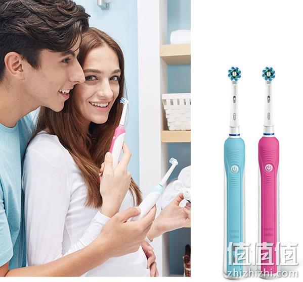 欧乐B D16.523U 600电动牙刷
