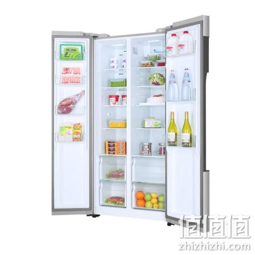 海尔BCD-450WDENU1对开门冰箱